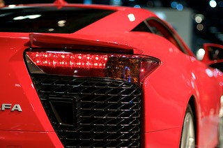 2013 Washington Auto Show - Lower Concourse - Lexus 2 by Judson Weinsheimer