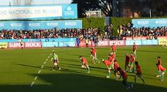 RUGBY Portugal - Romnia 43 (LuPan59) Tags: people rugby desporto seleco desportos lupan59