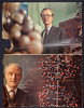 Maurice Wilkins and Francis Crick, 1962 (CSHL Archives) Tags: dna franciscrick nobelprize cshl mauricewilkins thedoublehelix