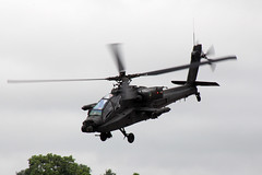Boeing AH-64D Longbow Apache Royal Netherlands Air Force Q-18 (NTG's pictures) Tags: raf fairford riat2016 air show display tattoo military aviation boeing ah64d longbow apache royal netherlands force q18