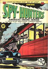 Spy Hunters 6 (Michael Vance1) Tags: art adventure artist anthology war spy comics comicbooks cartoonist