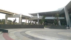 0000 T3U EXTERIOR (7) (MYW_2507) Tags: airpor bandara cgk cengkareng soetta soekarnohatta jakarta t3u terminal3 expansion exterior