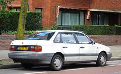 1991 Volkswagen Passat 1.8 GL (rvandermaar) Tags: 1991 volkswagen passat 18 gl vw volkswagenpassat vwpassat b3 volkswagenpassatb3 vwpassatb3 passatb3 sidecode5 dgzs32