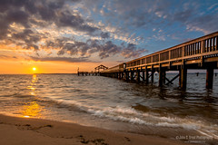 Morning Light (jcernstphoto) Tags: leesylvaniastatepark virginia sunrise pier potomacriver