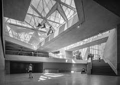 East Wing (Chimay Bleue) Tags: im pei washington dc national mall art gallery interior modern architecture design