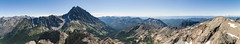 Ingalls Summit Pano (brookpeterson) Tags: teanaway mtstuart stitchedpano hugin