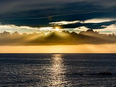 Arasaki sunsets (shinichiro*) Tags:    jp 20160821ds38329 2016 crazyshin nikond4s afsnikkor70200mmf28ged arasaki yokosuka kanagawa japan fuji summer august evening lateafternoon