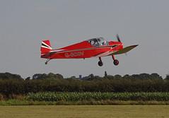 2016_08_0691 (petermit2) Tags: eastkirkbyairshow2016 eastkirkbyairshow eastkirkby airshow lincolnshire jodeld11a jodeld11 jodel d11a d11 gbdbv