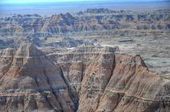 Badlands, South-Dakota, USA (Udo S) Tags: canyonland badlands panoramio9023519128384484