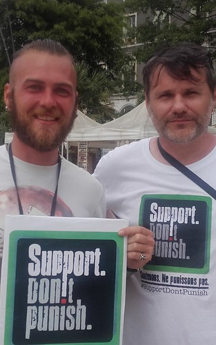 support don't punish  Pau 201641