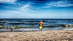 Summer's Waning (Mark ~ JerseyStyle Photography) Tags: markkrajnak jerseystylephotography asburypark summer summer2016 august august2016 fujix100t