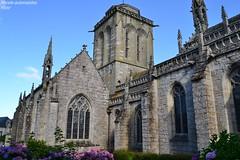 Eglise & Chapelle de Locronan ( 29 ) (Monde-Auto Passion Photos) Tags: locronan france bretagne finistre historique religieux chapelle glise saint ronan saintronan pnity monument
