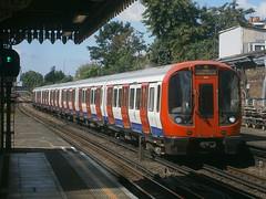 21441 @ Upton Park (ianjpoole) Tags: london underground district line s7 stock 21441 21442 upton park