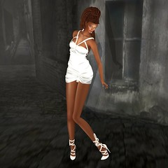 ZANZE @ Lost & Found Event-Carley Dress (XiomaraLavendel) Tags: zanze reign emotions minimal lostfound event monthly casualchic xiomaralavendel secondlifemodel slmodel slfashion secondlifefashion secondlife shoes accessories