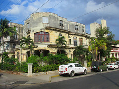 Cuban Buildings (shaire productions) Tags: cuba image picture photo photograph travel street urban world traveler cuban caribbean island old rundown buildings