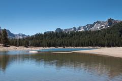 Horseshoe Lake, Mammoth, Ca (JW Photo Art) Tags: water california lakes forest mammothmountain horseshoelake places highsierras mammothlakes unitedstates us