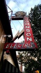 (Anthony D. Cordova) Tags: rustic neon sign retro rust rusty petina