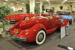 Don Laughlin's Classic Car Collection (USautos98) Tags: 1937 cord boattail speedster