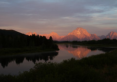 IMG_9602 Oxbow Bend (cmsheehyjr) Tags: cmsheehy colemansheehy landscape nature mountmoran wyoming dawn grandtetonnationalpark mountains tetons oxbowbend snakeriver scenicsnotjustlandscapes
