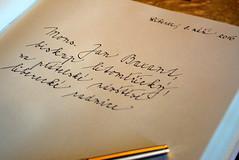 Pijet biskupa litomickho Mons. Jana Baxanta (Liberec.cz) Tags: biskup primtor radnice nmstek nvtva litomice karolnahrbkov tiborbatthyny ivanlangr tomkysela synagoga msto liberec
