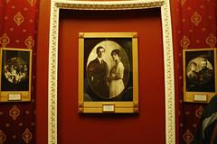 Russian Prince Felix Yusupov with his wife Irina (Kevin K Cheung) Tags: killing rasputin yusupov palace st petersburg russia prince felix