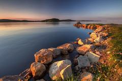 Lake Inarii (Mariusz Petelicki) Tags: lakeinarii finlandia suomi finland sunset