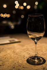 Liquid Gold (kg2km) Tags: wine glass bokeh bar lighting motion vividstriking