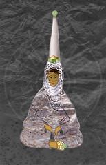 aseanMole (CCS / GMC) Tags: ccs gmc giulia maria calderini creative studio illustrazione mole antonelli card cartolina fantasy fata asianmole torino