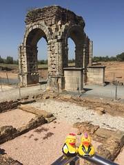 Roman Ruin Plasencia (touring_fishman) Tags: roman ruins spain september 2016 plasencia titisee hans
