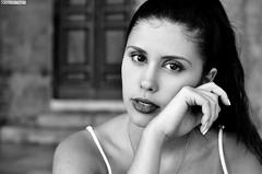 ilenia_DSC0227modfirma (manuele_pagani) Tags: ilenia italian teen beauty girl brunette big eyes lips bn