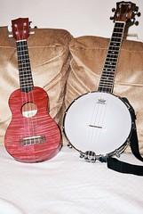 My Year in Film 241/366 (Squatbetty) Tags: pentax film scan scannednegative banjolele ukulele ukelele banjoukulele fun uke ilovemyukes