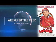 WEEKLY BATTLE FEED  GULLY VS GANIK, TRAFFIC 2, OFFICIAL VS... (battledomination) Tags: weekly battle feed  gully vs ganik traffic 2 official battledomination domination rap battles hiphop dizaster the saurus charlie clips murda mook trex big t rone pat stay conceited charron lush one smack ultimate league rapping arsonal king dot kotd freestyle filmon