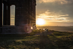 20160927-00007 (Stay-Focussed) Tags: 2016 201609 20160927 27september 7dmarkii 7dii canon canoneos7dmkiitamron dawn eos england gb northeast northeastengland penshaw penshawmonument scenery september submission sunderland sunrise tamronsp2470mmf28divcusd tuesday27092016 tynewear uk wearside outdoor