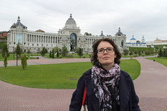 20160902_130223 (GorVlad) Tags: irina kazan russia sculpture walkingaround family travel