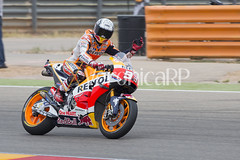Motorland_433 (VR_Photo) Tags: granpremiomovistardearagon motogp motorland circuito motos marcmarquez 93 hrc honda repsol