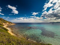 Sardinia (s.schulthess) Tags: sardinien sardegna sardinia italien italy italia strand beach spiaggia sommer summer herbst autumn landschaft landscape meer sea sand natur nature capo ferrato