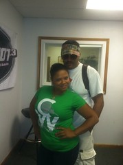 Tisha Lee and Christopher Williams
