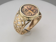 coin ring - view 3