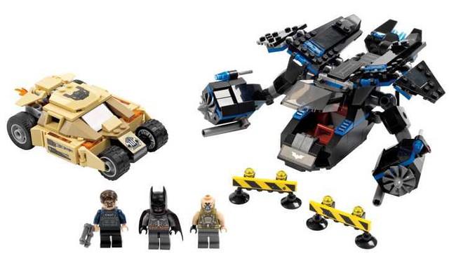 LEGO Super Heroes系列預計在2013年推出的新品