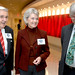 UNC System president emeritus William Friday (left) and Ann Goodnight at the Friday Medal ceremony. friday medal 09-042