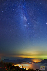 @  _  The Milky Way @ ChiaYi County (Tom Liang) Tags: sea clouds nikon   d3     f28d      nikond3 28~70mm 28~70mmf28d