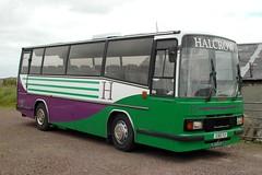C160TLF (southlancs) Tags: volvob10m plaxtons halcrow shetlandbuses c160tlf