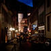 Old Town Streets at Night - Heidelberg, Germany