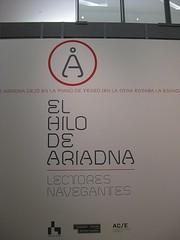"Casa del Lector ""El Hilo de Ariadna"""