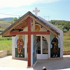 Jud. Tulcea, Romania (Wayne W G) Tags: religious europe icons prayer religion icon christian romania christianity orthodox prayers easterneurope iconography romanian orthodoxy tulcea geo:country=romania