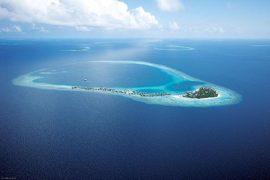 Constance Halaveli - Atollo di  Ari Nord
