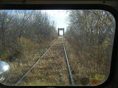 DSCF2706 (eslade4) Tags: bridge speeder albion marshalltown motorcar fid narcoa iarr iowariverrailroad firstiowadivision exiac