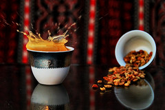 Arabic coffee (7LM) Tags: coffee عربية cofe بن هيل