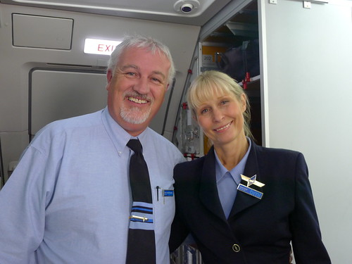 Cabin Crew Man Bmi Smile From Man-based Cabin