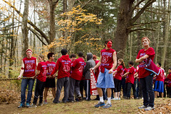 2012 NMH Rope Pull - Juniors (nmhschool) Tags: fall traditions highschool 2012 nmh ropepull northfieldmounthermon 201213 nmhschool 0eventstraditional